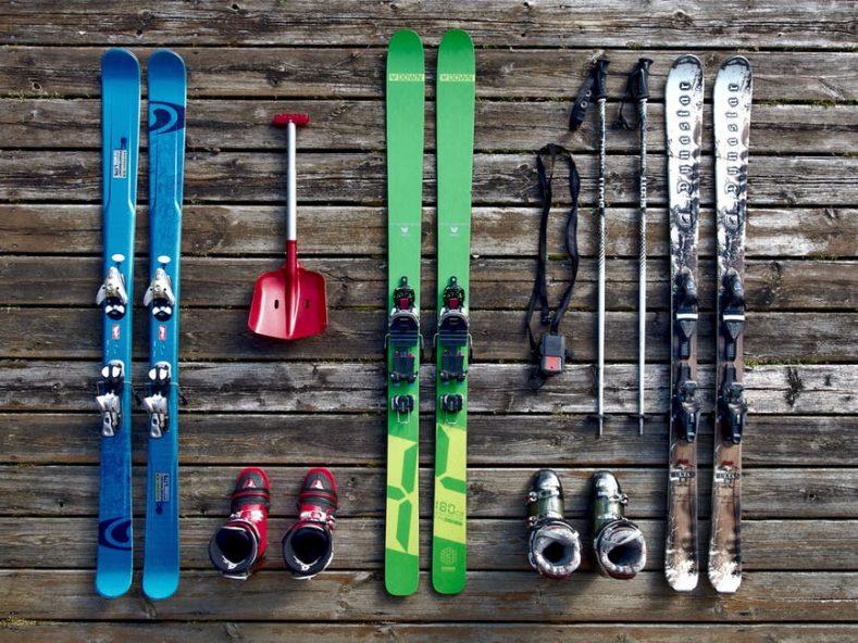 buying used skis